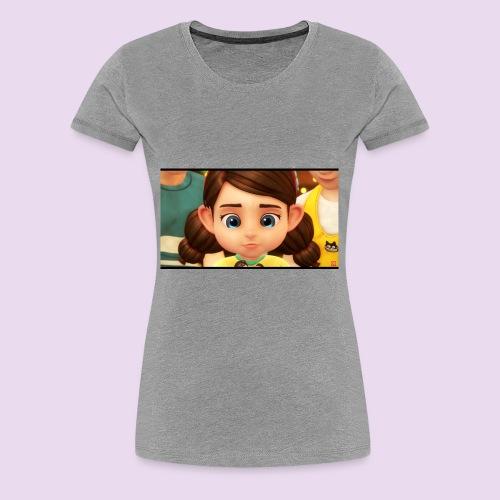 Marie Merch - Women's Premium T-Shirt