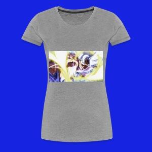 Pissed Goku - Women's Premium T-Shirt