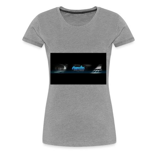 Poppalox Banner - Women's Premium T-Shirt
