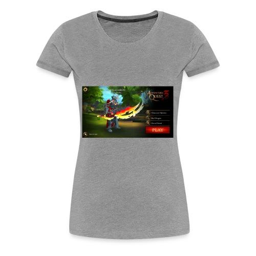 Cover - Women's Premium T-Shirt