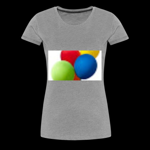 balloon master - Women's Premium T-Shirt