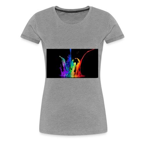 Splash - Women's Premium T-Shirt