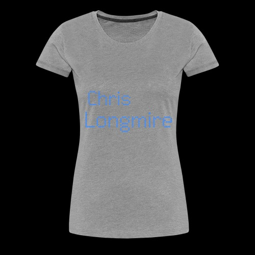 Chris Longmire - Women's Premium T-Shirt