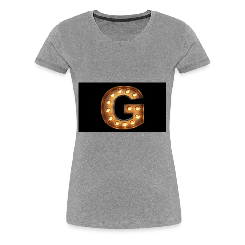 your g spot - Women's Premium T-Shirt