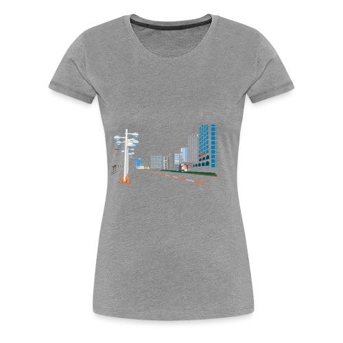 City shirt - Women's Premium T-Shirt