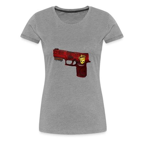 Premium pistol - Women's Premium T-Shirt