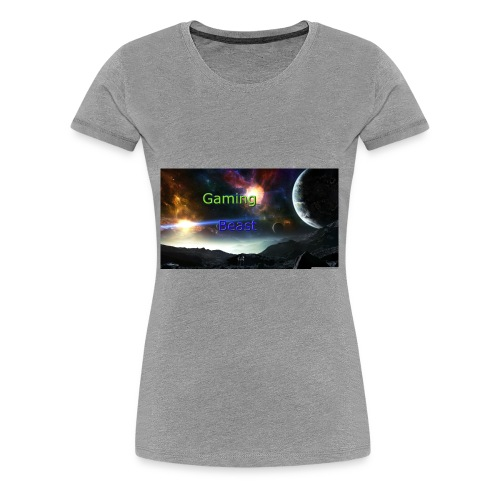 Example1 - Women's Premium T-Shirt