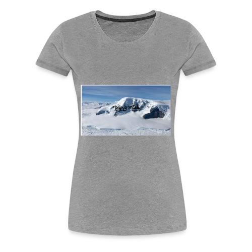 Dripyz Frosty Hoodie - Women's Premium T-Shirt