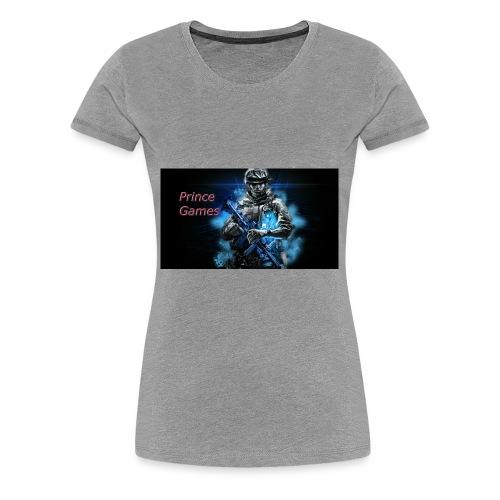 battlefied - Women's Premium T-Shirt