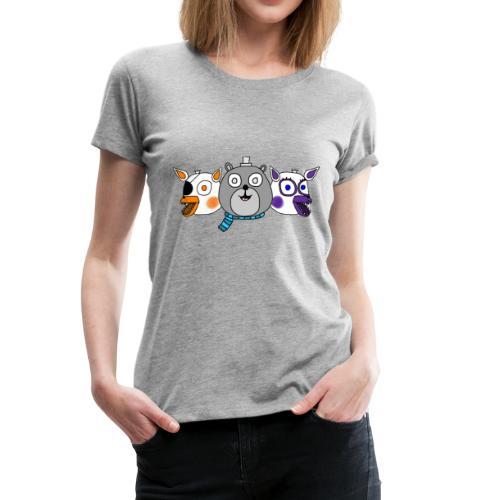 Cool Squad Logo - Women's Premium T-Shirt