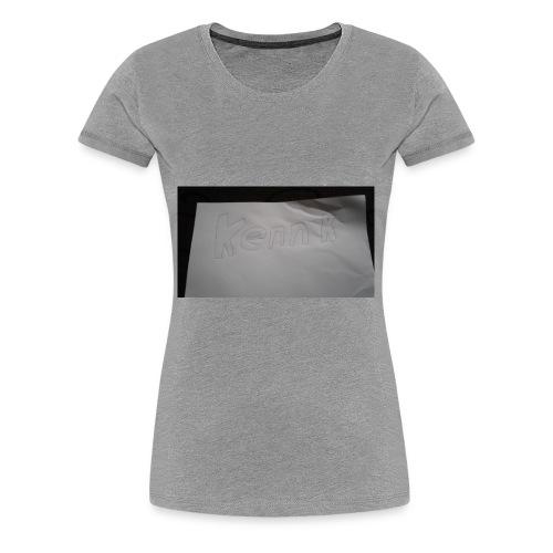 Kennedy k - Women's Premium T-Shirt