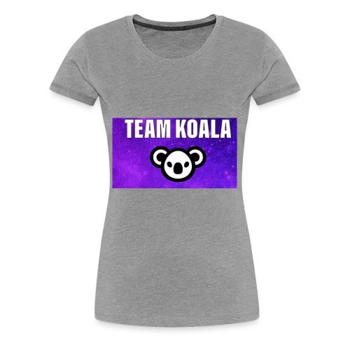 Team koala - Women's Premium T-Shirt