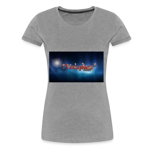 630D425A E489 4D14 B643 5120EF294AD2 - Women's Premium T-Shirt