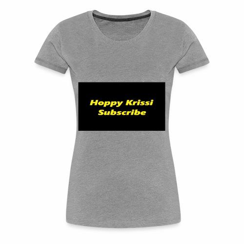 fy - Women's Premium T-Shirt