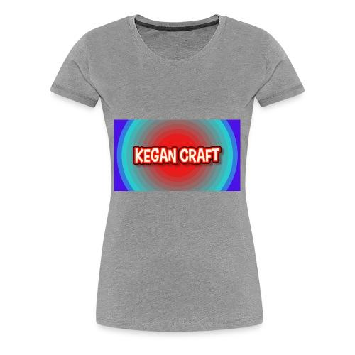backgrounder - Women's Premium T-Shirt