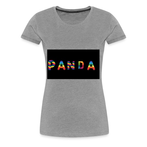 PANDA MERCH - Women's Premium T-Shirt