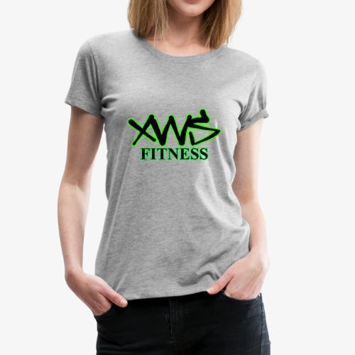 XWS Fitness - Women's Premium T-Shirt
