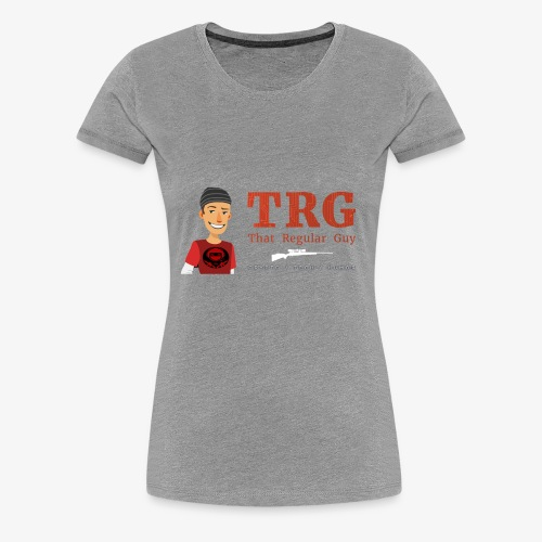 That Regular Guy Logo - Women's Premium T-Shirt