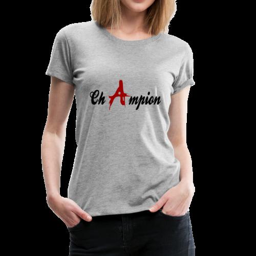 Champion clothing - Women's Premium T-Shirt