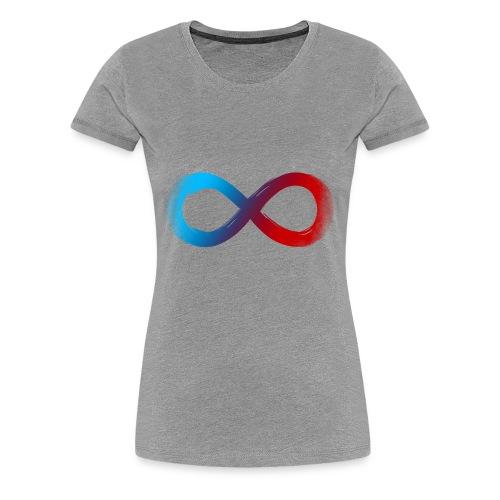 Infinite Gaming - Women's Premium T-Shirt