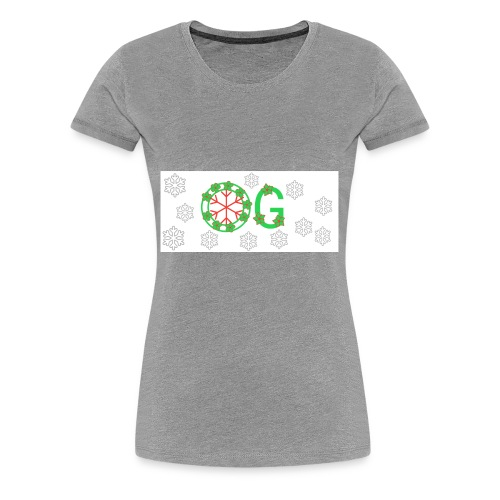 Holiday Racks - Women's Premium T-Shirt