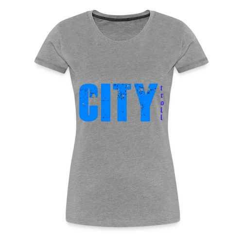 Troll City Original - Women's Premium T-Shirt