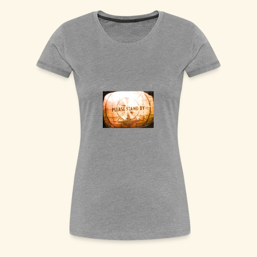 Old logo - Women's Premium T-Shirt