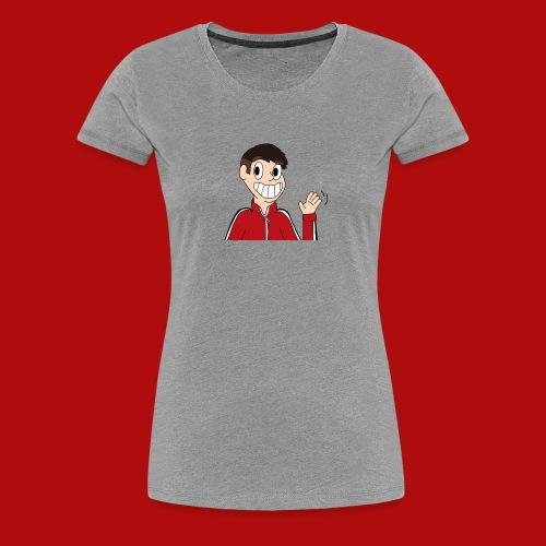 Micah_animatEd - Women's Premium T-Shirt