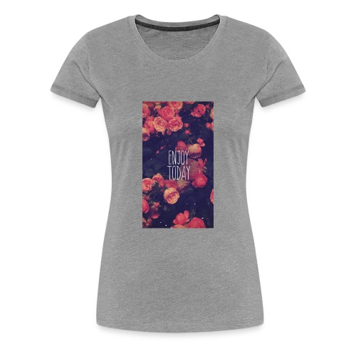 How's your day? - Women's Premium T-Shirt