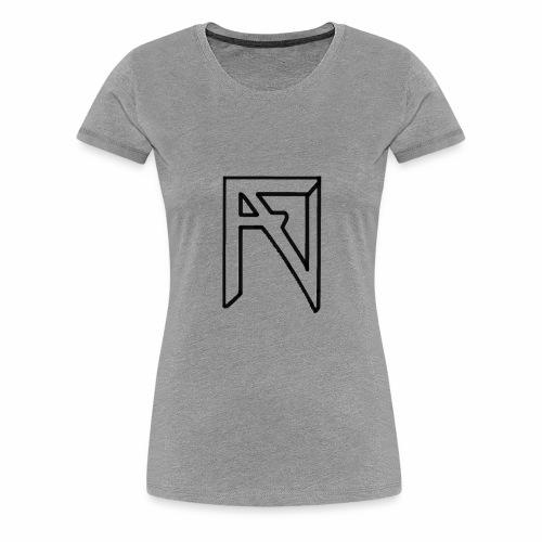FADED NATION - Women's Premium T-Shirt