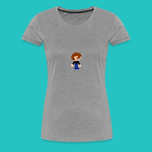 Nintendo Planet Isaiah - Women's Premium T-Shirt