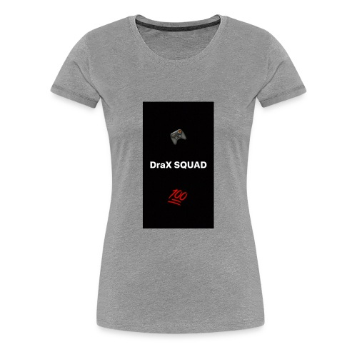 DraX Squad Game ED - Women's Premium T-Shirt