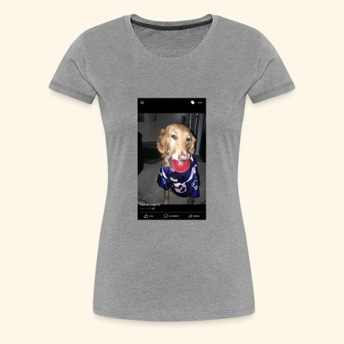 AE3BECC7 2520 447A A197 89F02B7F4C9E - Women's Premium T-Shirt