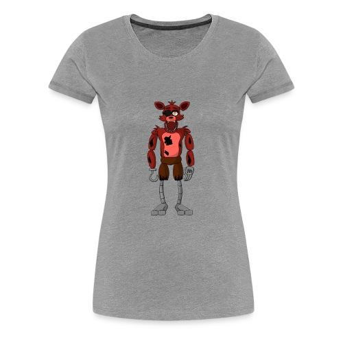 cool foxy 5.0.2 mrech - Women's Premium T-Shirt