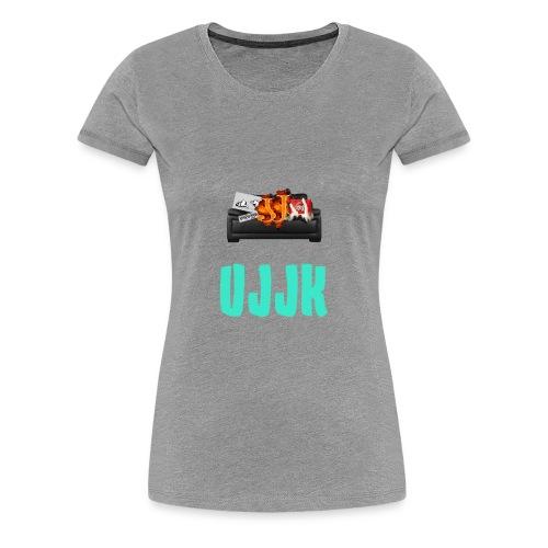 UJJK Merch - Women's Premium T-Shirt
