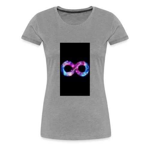 Kassie the sassie MERCH - Women's Premium T-Shirt