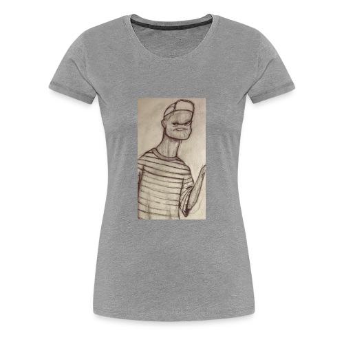 HOLY CHubaKabra - Women's Premium T-Shirt