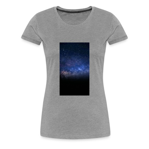 starlet night - Women's Premium T-Shirt