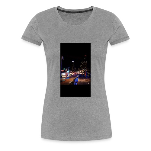 E6EEC888 8B59 42A8 9FBF 9C1DE598A66C - Women's Premium T-Shirt