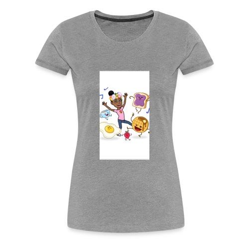 B0206246 A067 4A5B BF72 0568784D9DF1 - Women's Premium T-Shirt
