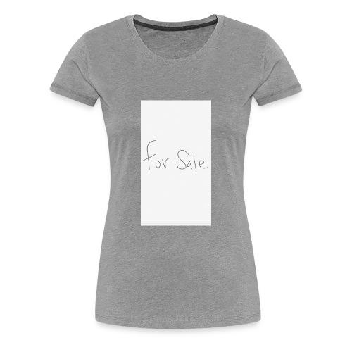 4FFA61A9 368A 456F 88A9 16F20E9E6ACE - Women's Premium T-Shirt