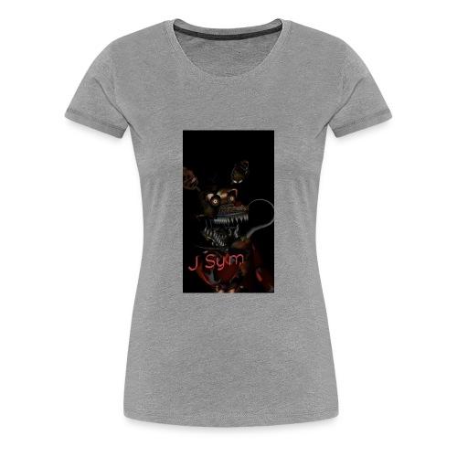 J Sym - Women's Premium T-Shirt