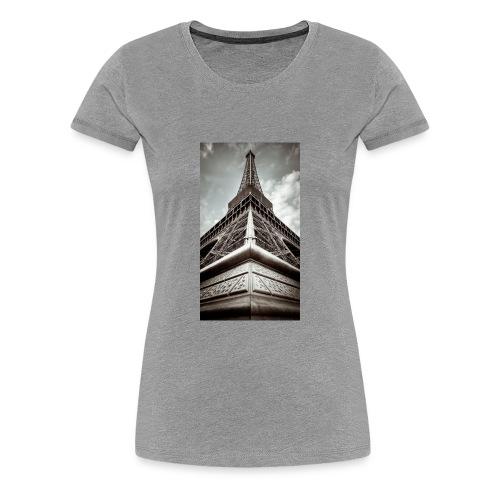 New Bloom magazine 01 2 3 001 bigpicture 01 1 - Women's Premium T-Shirt