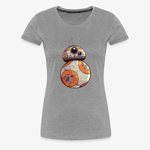 BB8 Droid - Women's Premium T-Shirt
