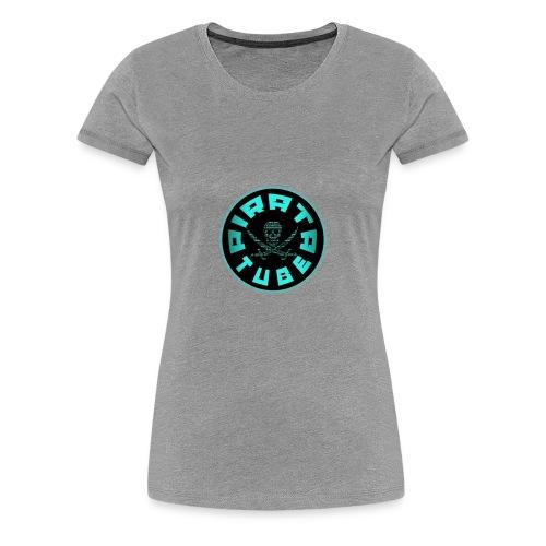PIRATA TUBE YT - Women's Premium T-Shirt
