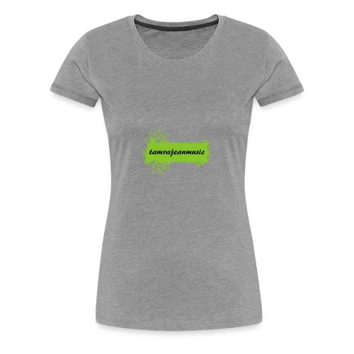 Toxic green - Women's Premium T-Shirt