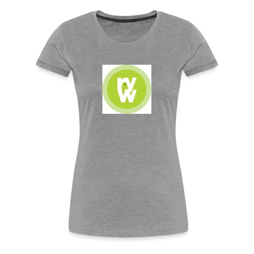 Recover Your Warrior Merch! Walk the talk! - Women's Premium T-Shirt