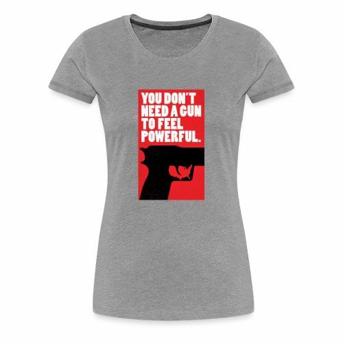 Gun Gun - Women's Premium T-Shirt