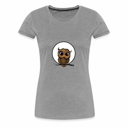 RB Cute Owl - Women's Premium T-Shirt