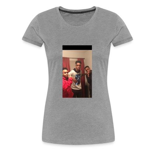 Killas group - Women's Premium T-Shirt